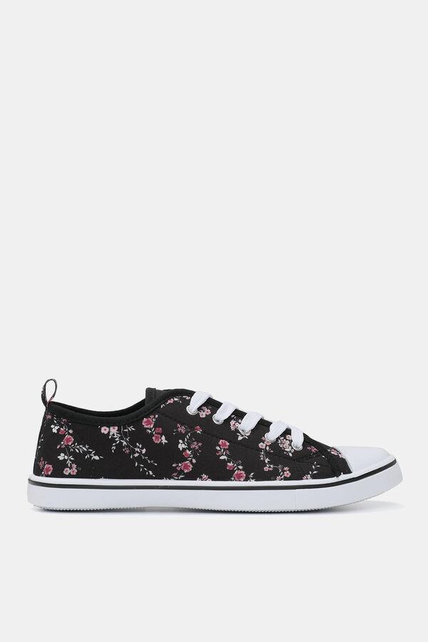 0d28d91cf0 Ardene Ardene Women s Floral Print Sneakers