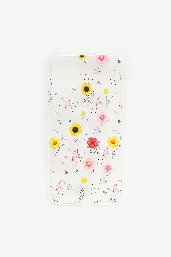 Butterfly and Flower iPhone 11 Case