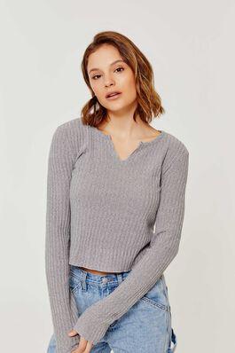 15925f22a86d9d Long Sleeve Tees - Clothing for Women | Ardene