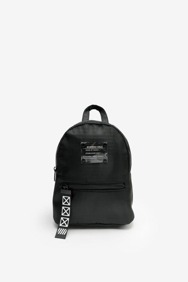 Members Only Backpack