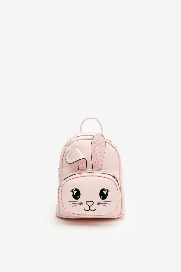Bunny Backpack for Girls