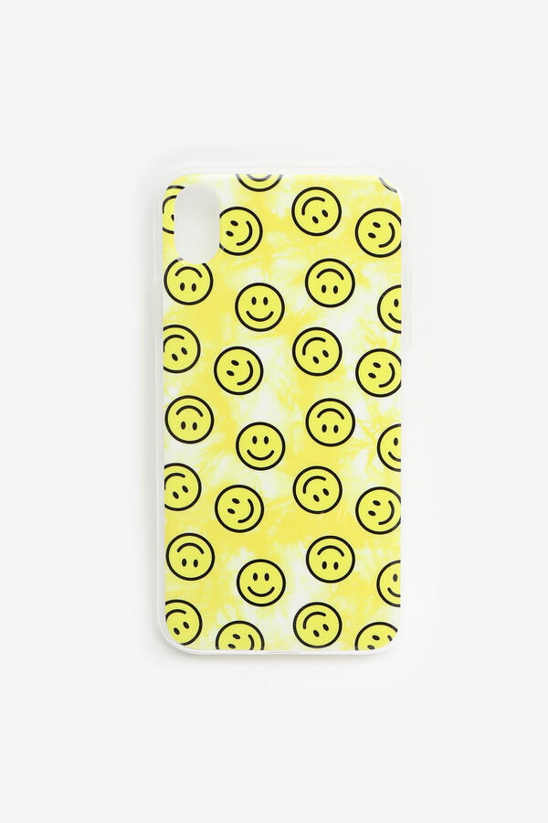 Smiley Face iPhone XR Case