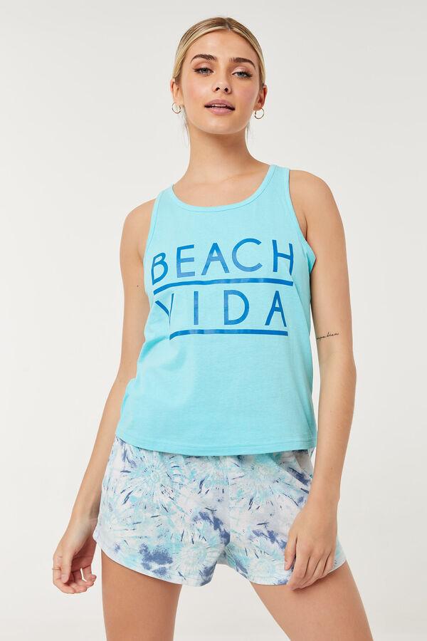 Pyjama Beach Vida