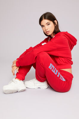 6fc18cd47fe130 Kendall   Kylie Printed Fleece Joggers.  34.90  17.45. 50% OFF. Ardene  Women s Kendall   Kylie Crop ...