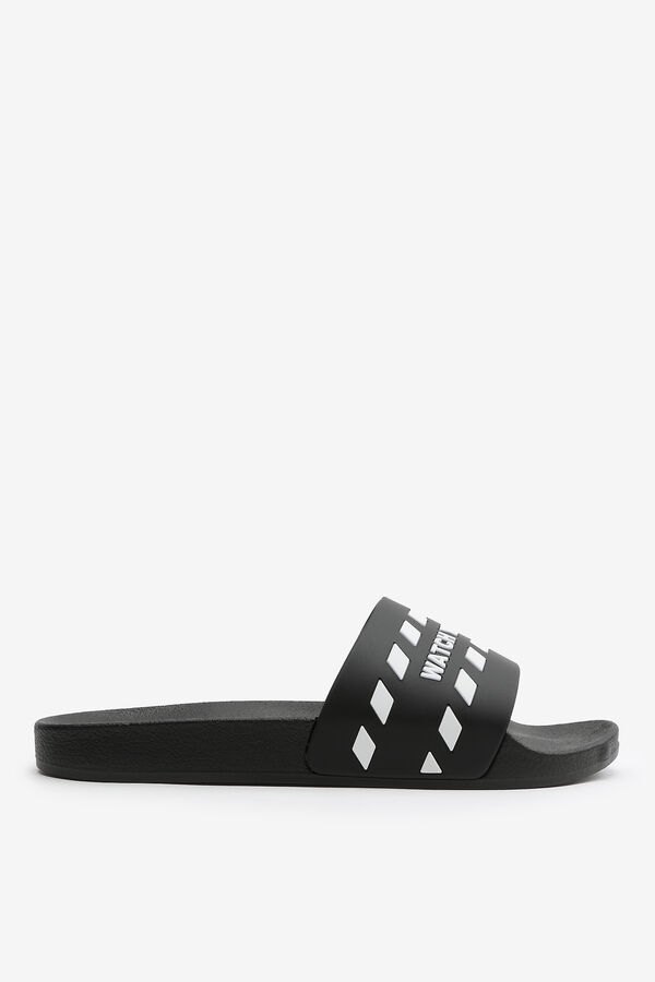 Watch Your Step Molded Slides