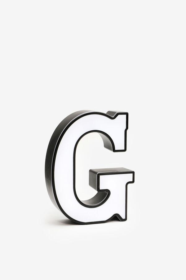 Light Up Letter G
