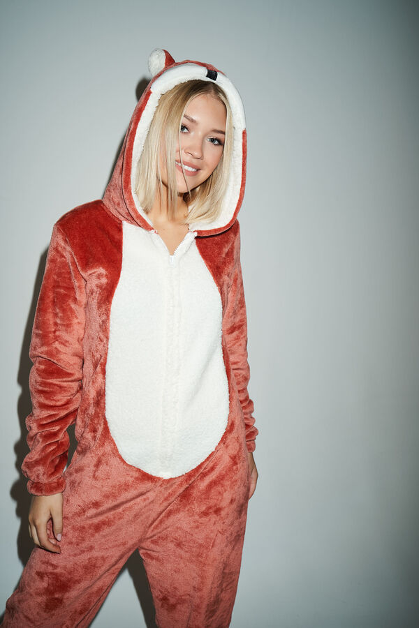 Fox Onesie Costume
