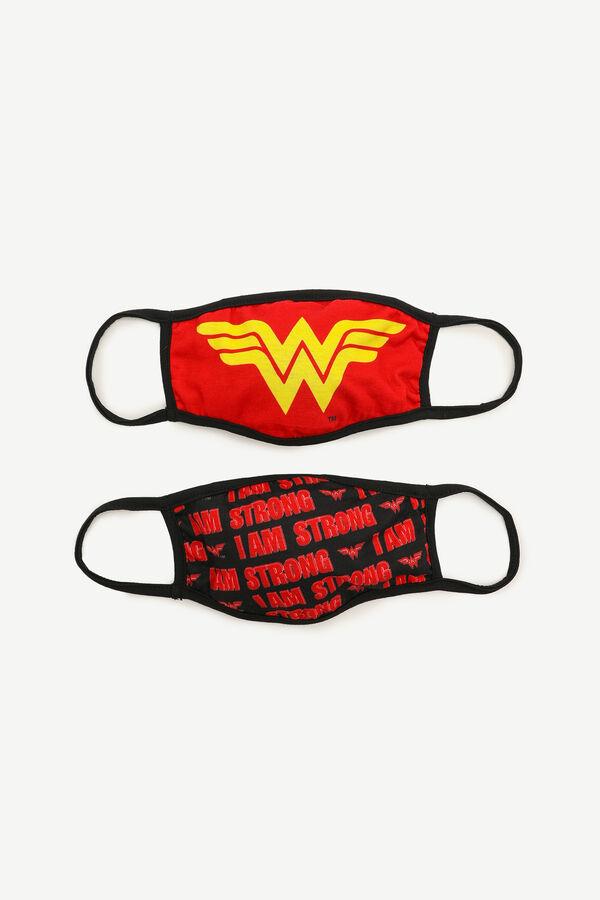 Wonder Woman Reusable Face Coverings