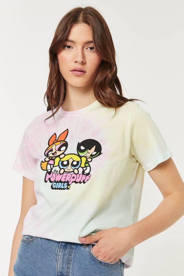 Tie-Dye Powerpuff Girls Tee