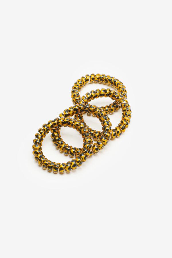 Paquet d'élastiques spirales