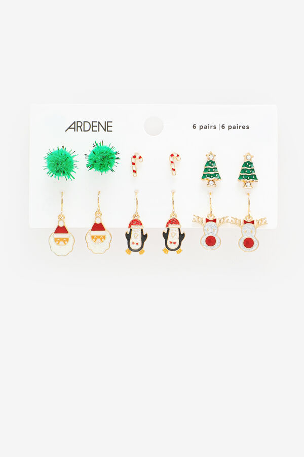 Assorted Holiday Earrings
