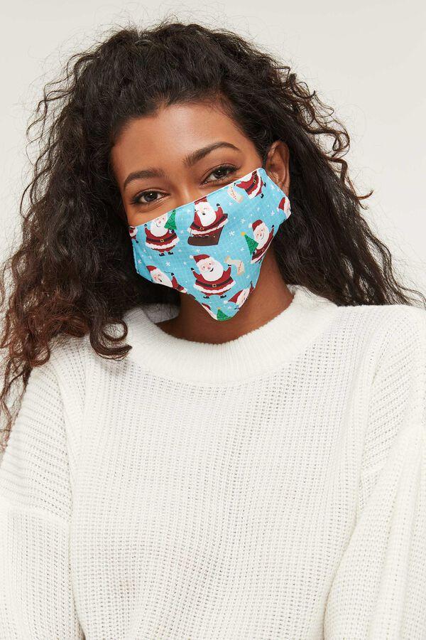 Santa Reusable Face Covering