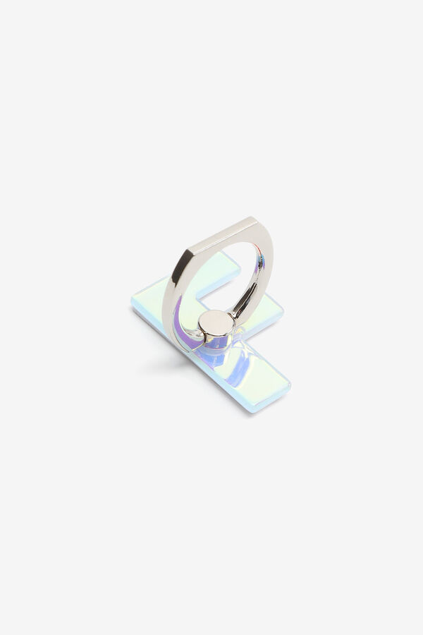 Letter F Phone Ring