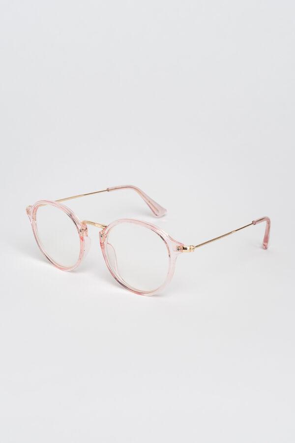 bd85736a56038 Ardene Ardene Women s Clear Round Glasses