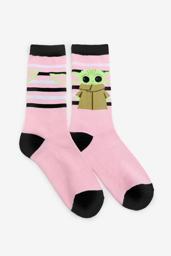 Star Wars The Child Crew Socks