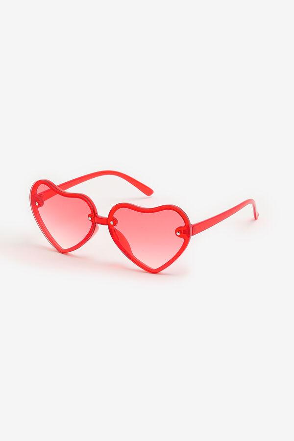 Red Heart Sunglasses for Kids
