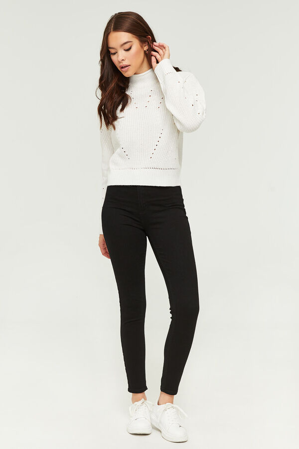 Eco-conscious High Rise Jeggings