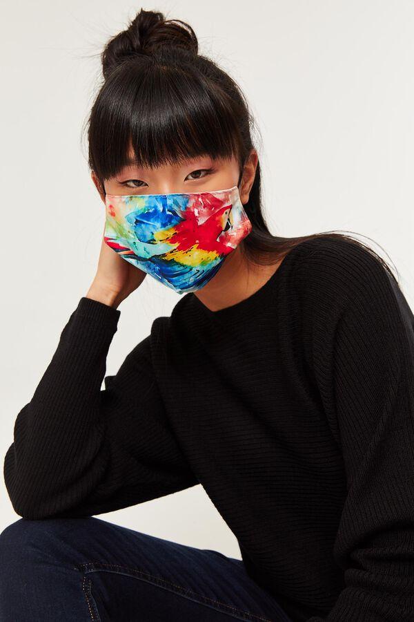 Parrot Reusable Face Covering