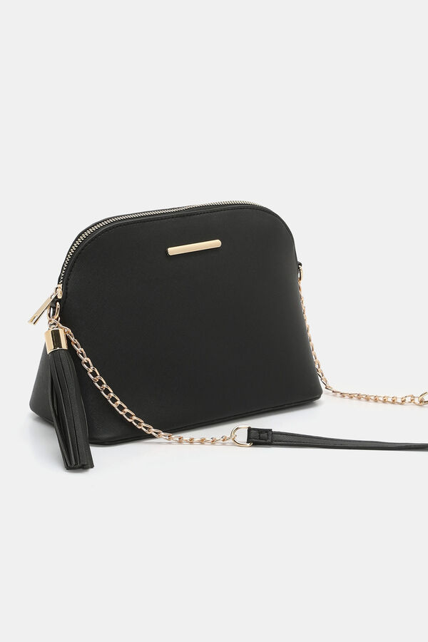 Faux Leather Dome Bag by Ardene