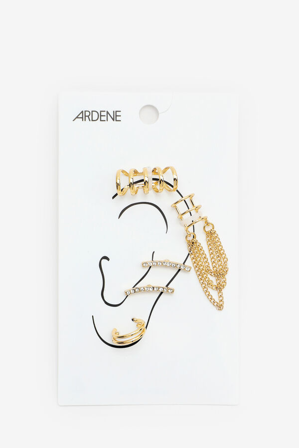 Pack Of Assorted Cuffs, Studs and Hoops