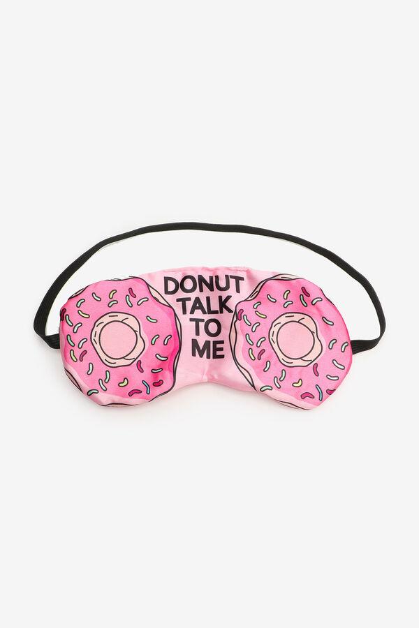 Donut Sleeping Mask