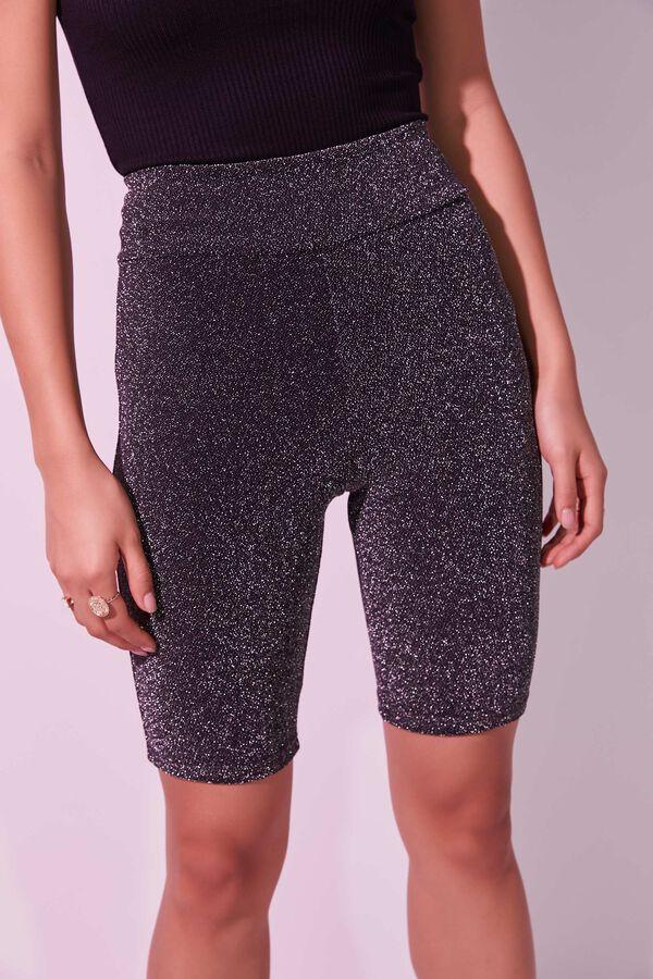 A C W Glitter Bike Shorts Clothing Ardene