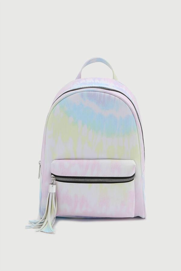 Simple Tie-dye Backpack