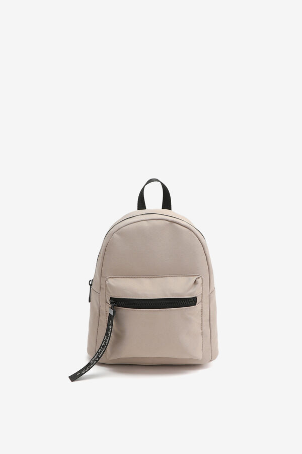 Small Eco-conscious Backpack