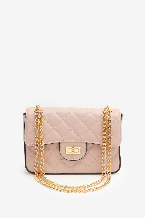 Quilted Crossbody Clutch
