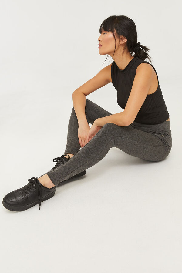 Moto Leggings with Zip Pockets