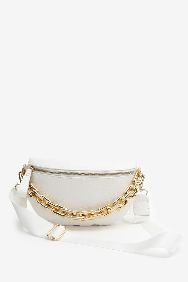 Chunky Chain Reptile Fanny Pack