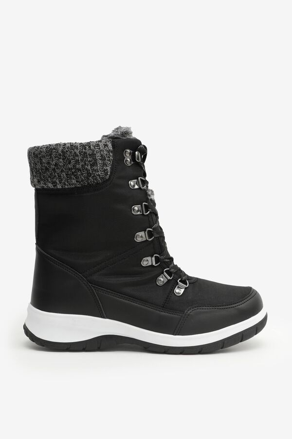 Waterproof Laced Winter Boots