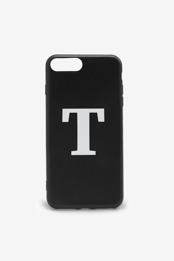 Letter T iPhone 6/7/8 Plus Case
