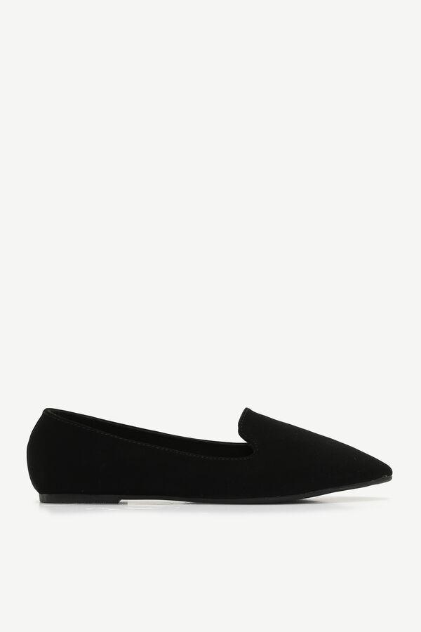 Pointy Slip-On Flats