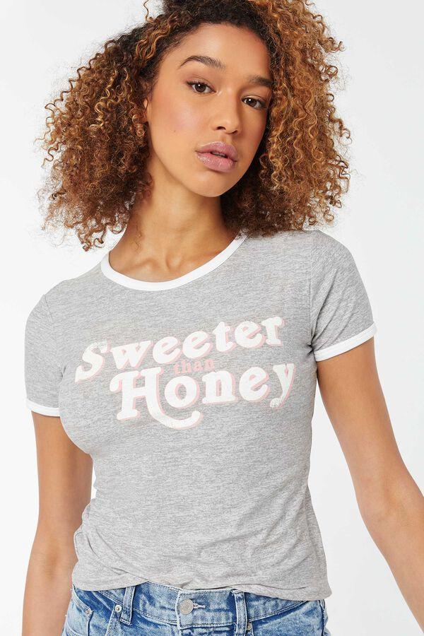 Sweeter than Honey Ringer Tee