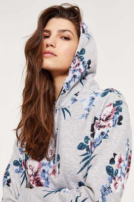 d3a7a6aa02f51c Floral Fleece Hoodie