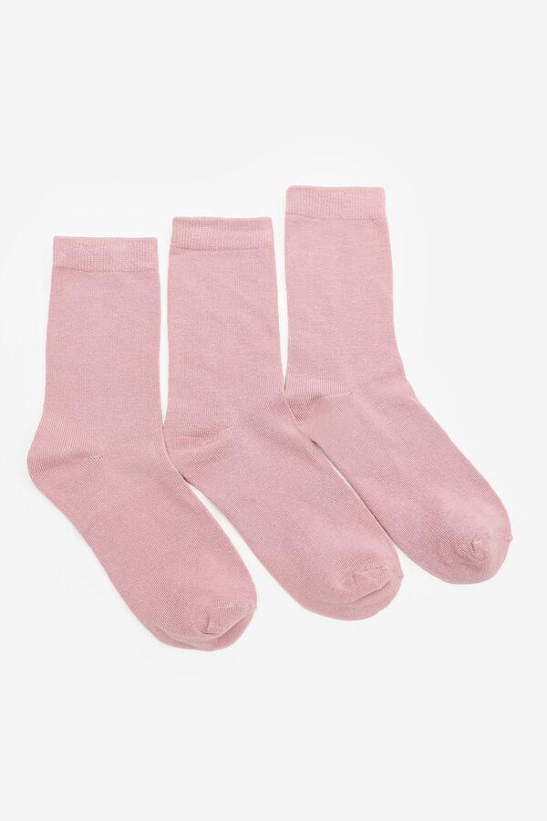 3 paires de chaussettes