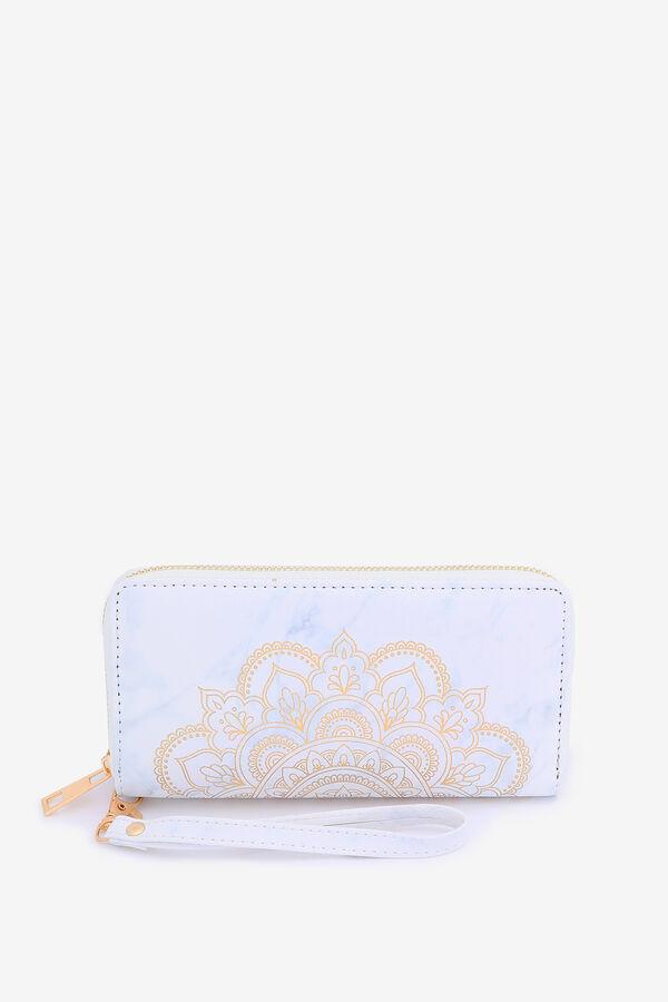Mandala Accordion Wallet