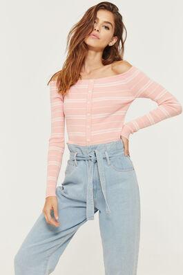8367180fd Long Sleeve Tees - Clothing for Women | Ardene