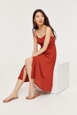 e71615e374f6 Buttoned A-line Midi Dress.  39.90  27.93. 30% OFF. Ardene Women s Denim  Mini Dress ...