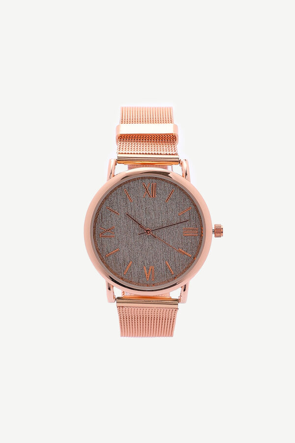 Glitter Analog Watch