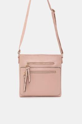 Faux Leather Handbag
