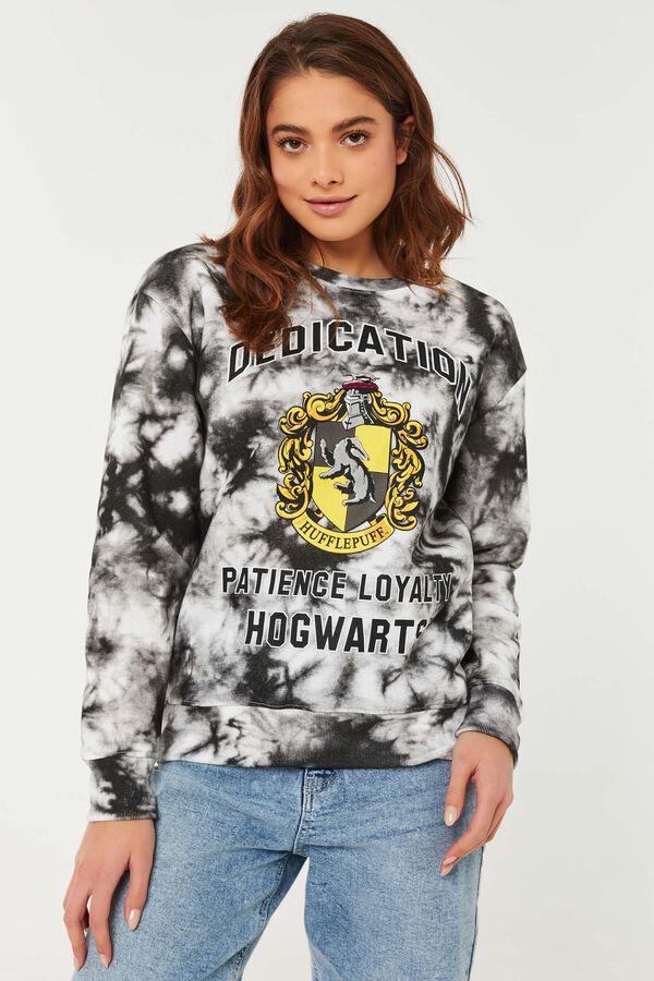 Tie-Dye Hogwarts Sweatshirt