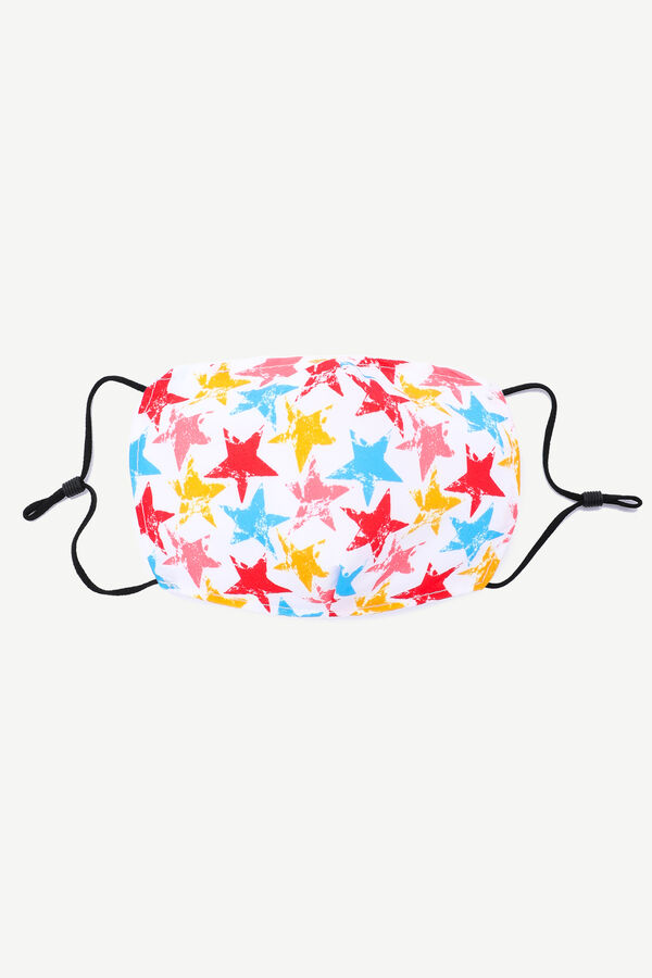 Star Face Covering for Kids
