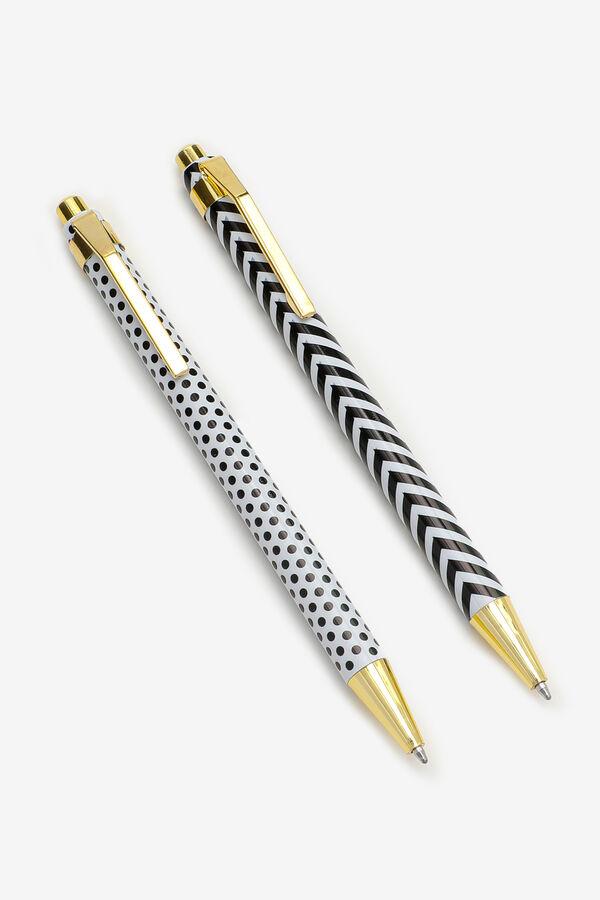 2-Pack Printed Pens