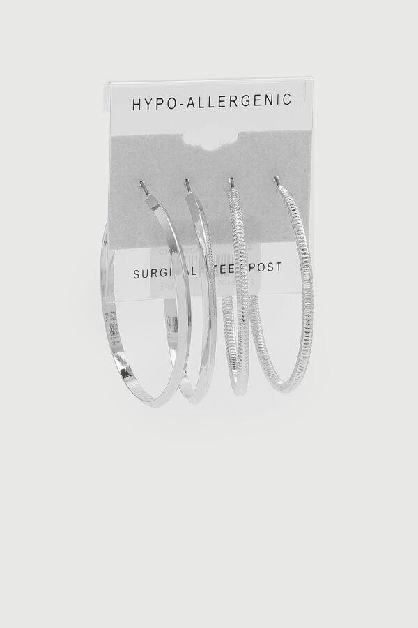 Paquet d'anneaux d'oreilles