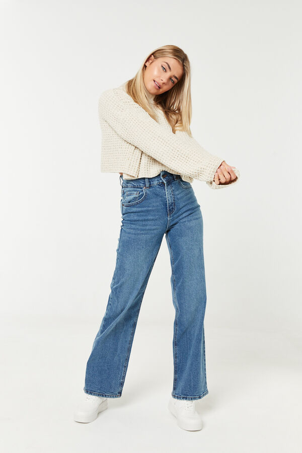 High Rise 90s Jeans