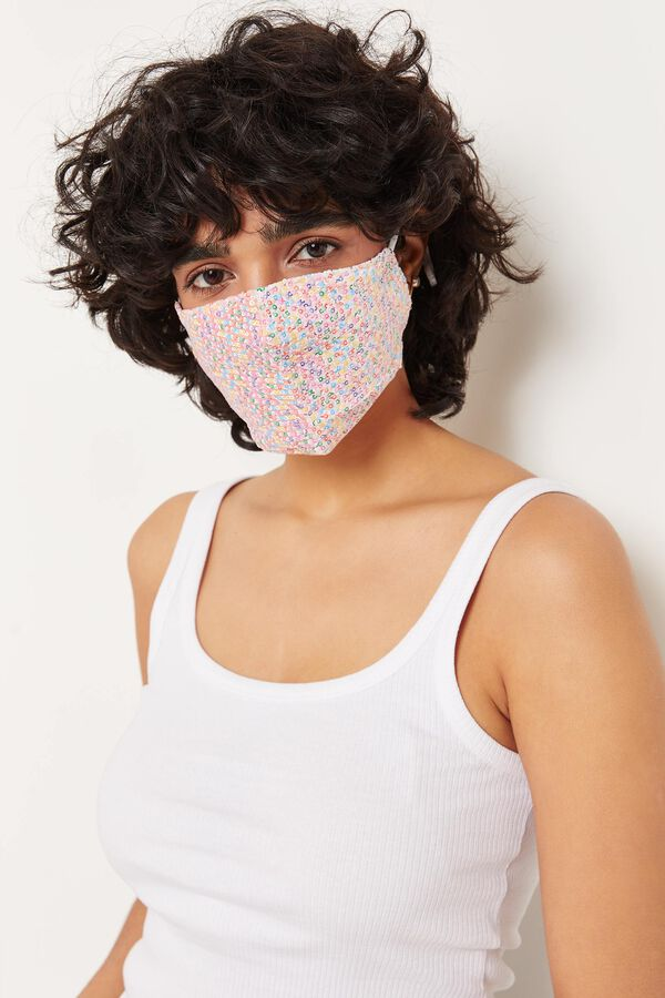 Sequin Reusable Face Covering