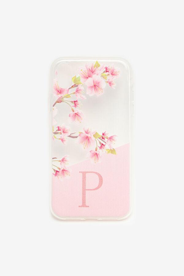 Letter P iPhone XR Case