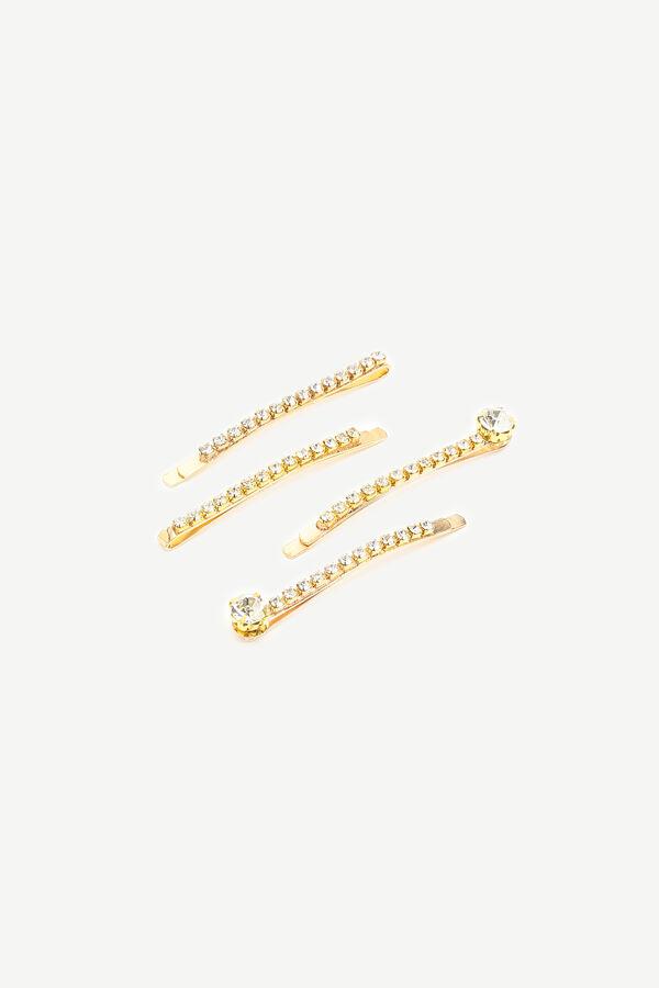 Gemstone Hairpins